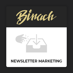 Pack de Newsletter marketing