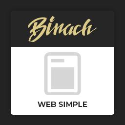 Página web sencilla